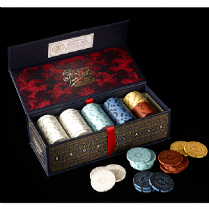 Iron Clays Retail Edition Gaming Counters